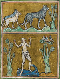British Library on Werewolves