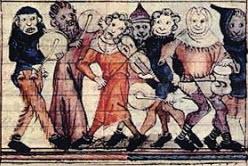 Medieval Mardi Gras