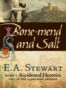 Bone-mend and Salt - Book 1 of Accidental Heretics series